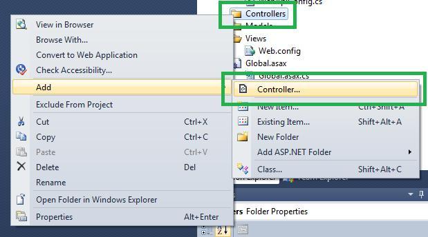 ASP Net MVC 4 Razor Engine For Beginners Part 1