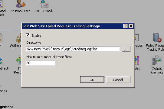 Awesome Trick: Tracing Request Failures in IIS