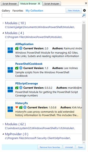 Windows PowerShell Blog