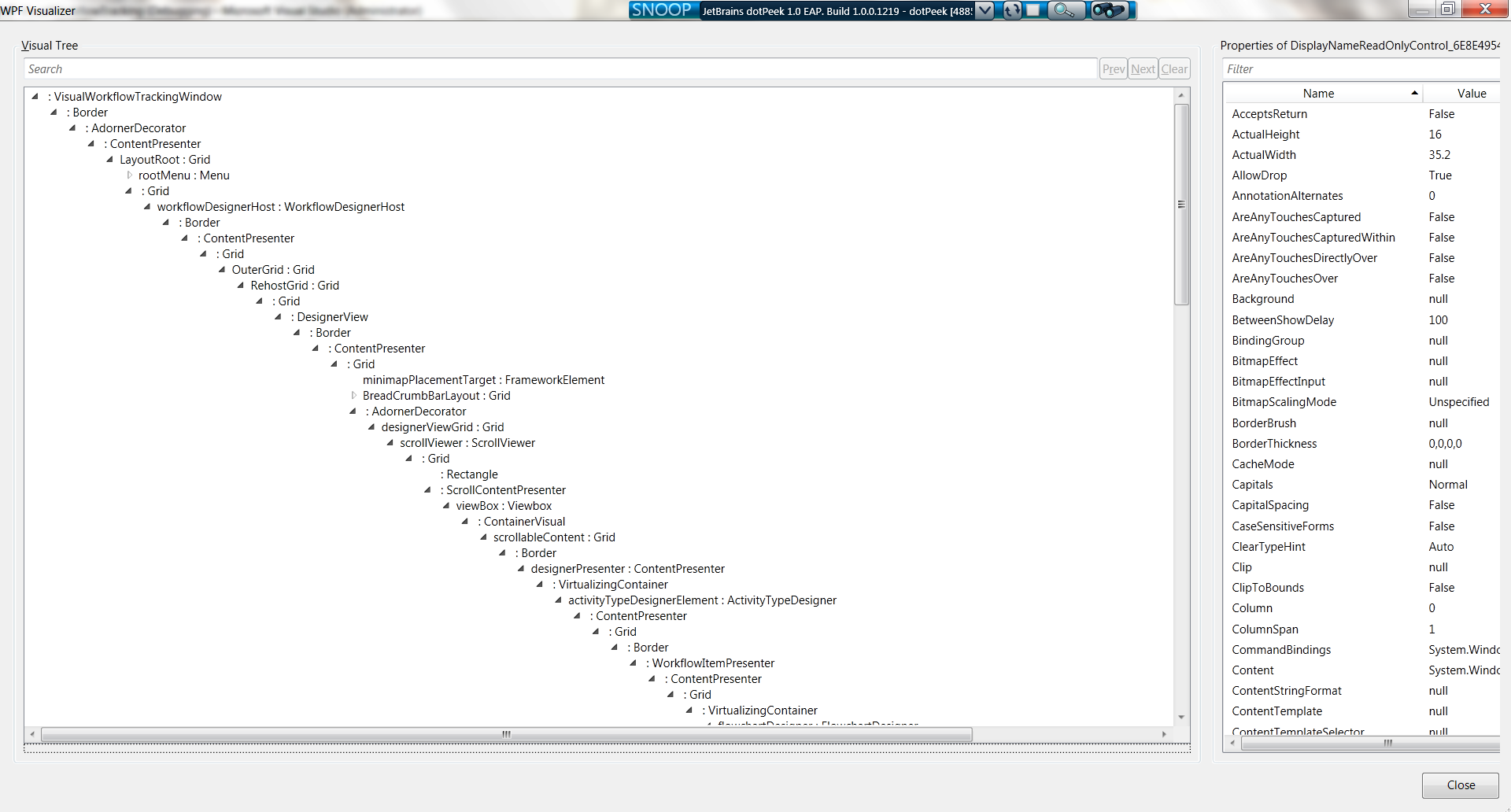 Workflow 4 0 1 StateMachine - Distributed Tracking Visualization