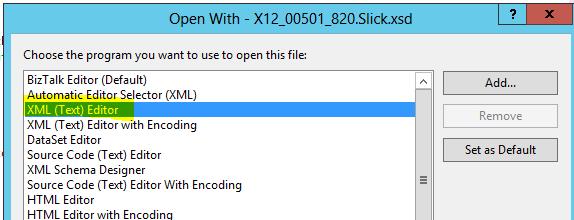 Complex XML schemas  How to simplify?