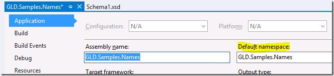 BizTalk: Internals: Namespaces