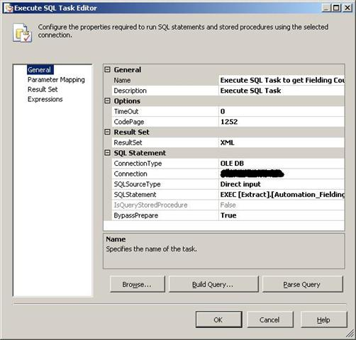 Using SSIS to send a HTML E-Mail Message with built-in table