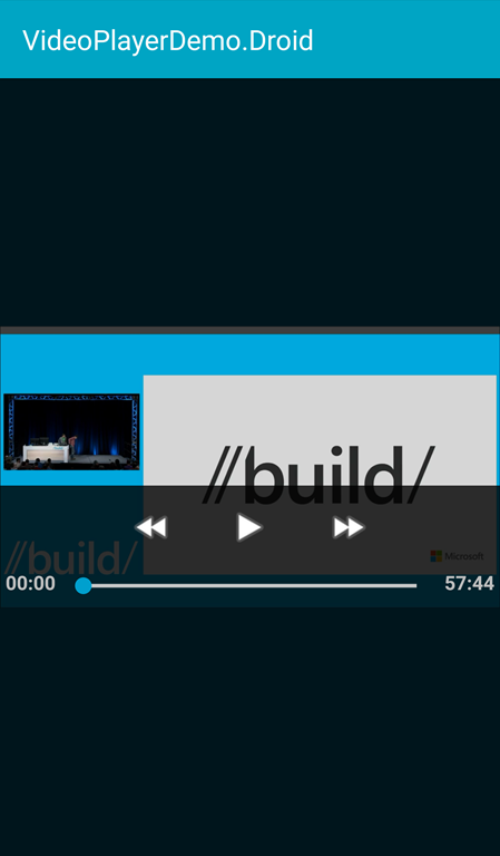 Lori Lalonde | Video Playback in Your Xamarin Android Apps – Part 2