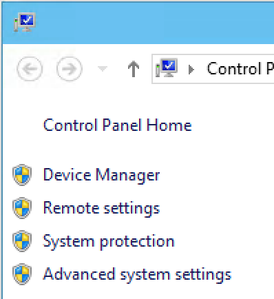 Activating RDP access for Windows 10