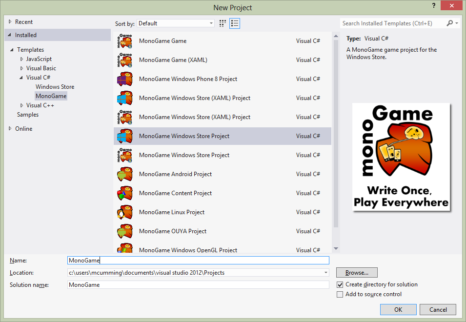 A Recipe for Integrating the XNA GS Content Pipeline project