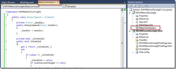 MVVM so easy a n00b can do it (Silverlight4)
