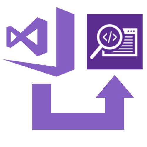 New Visual Studio 2017 Extension - Code Search (VS Text Editor)