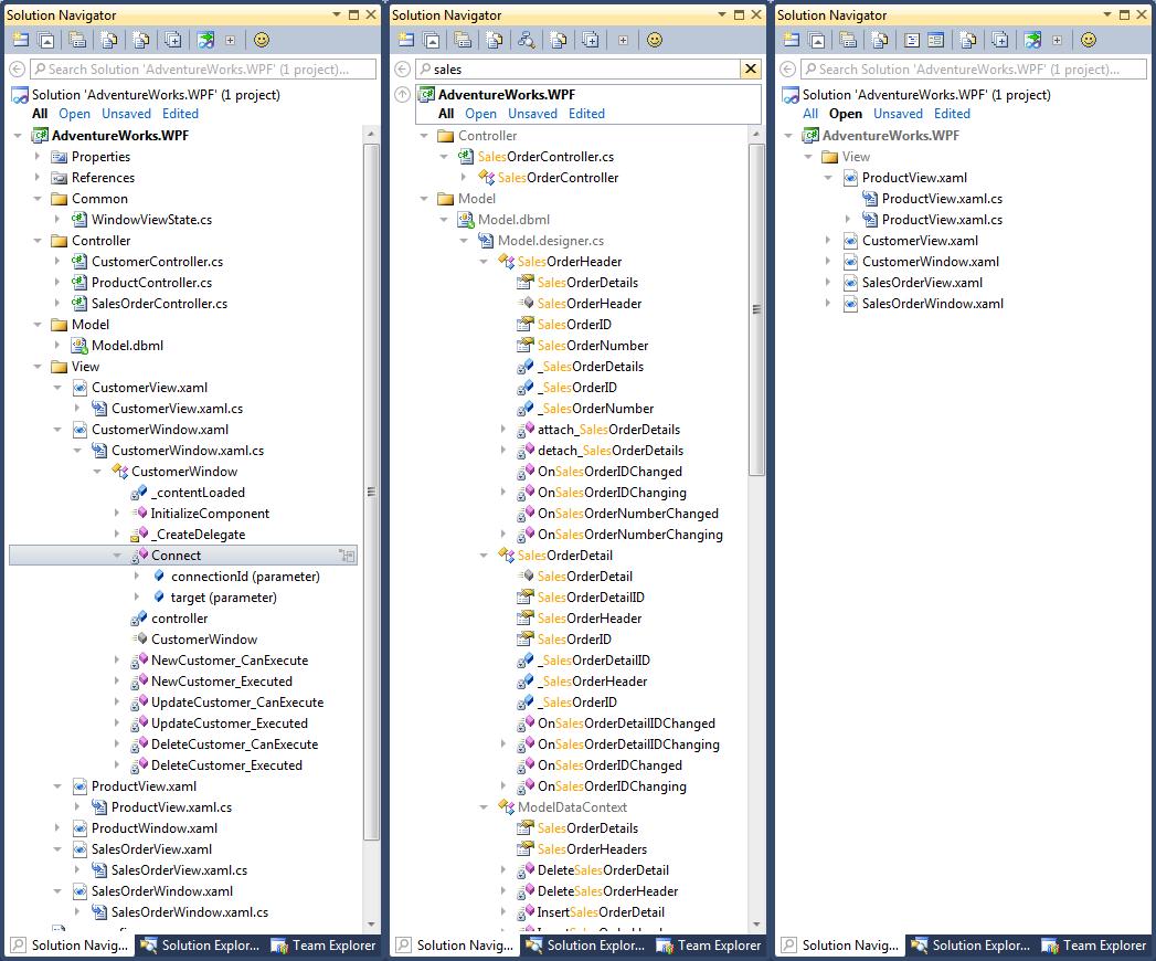 Go download the Visual Studio 2010 Productivity Power Tools!