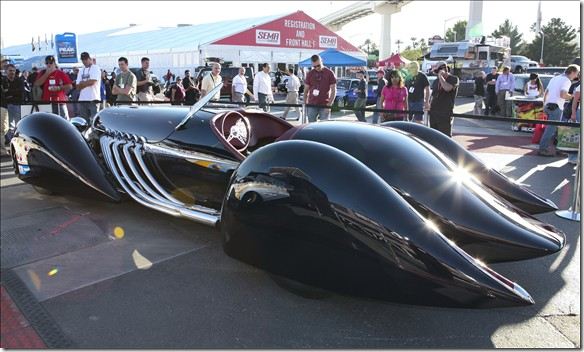 Incredibly Gay Duo Concept Car