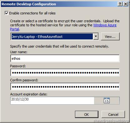 Remote Desktop to Your Azure Virtual Machine