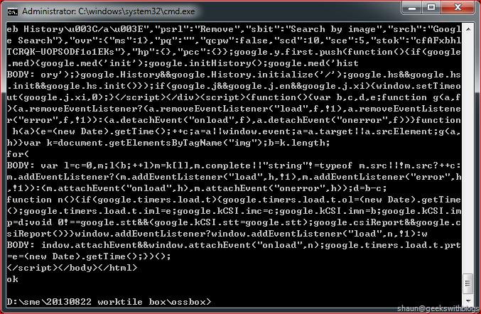 Semi-)Global Proxy Setting for Node js