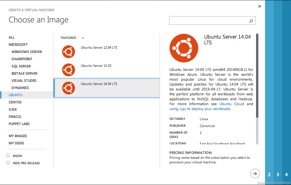 Use Azure Virtual Machine as Proxy Server with Squid3