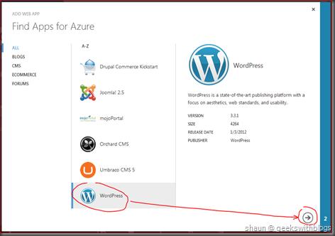 Windows Azure Evolution - Web Sites (aka Antares) Part 1