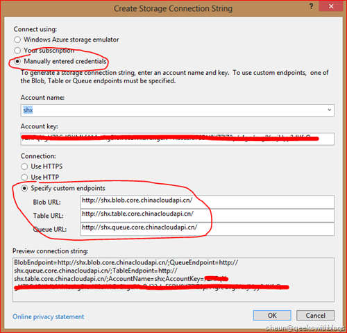 Tips an Tricks of Developing on Windows Azure China
