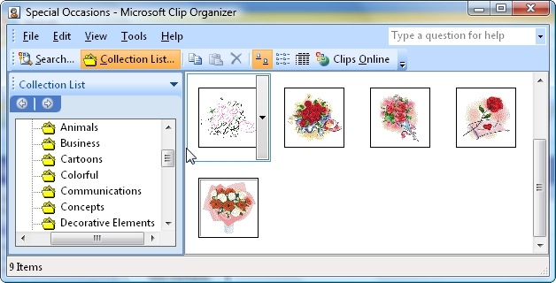 Ms Word Clipart Gallery