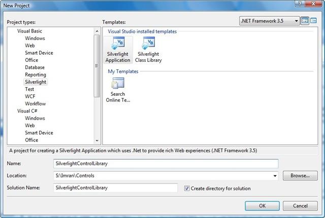 Developing Custom Controls in Silverlight 2