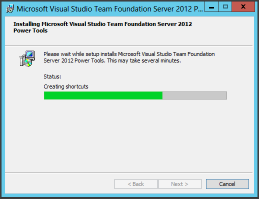How to backup the TFS 2012 databases