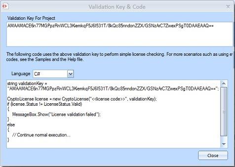 Cryptolicensing Evaluation Cryptolicensing Evaluation