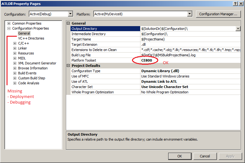 Windows Embedded Compact 2013 Smart Device application